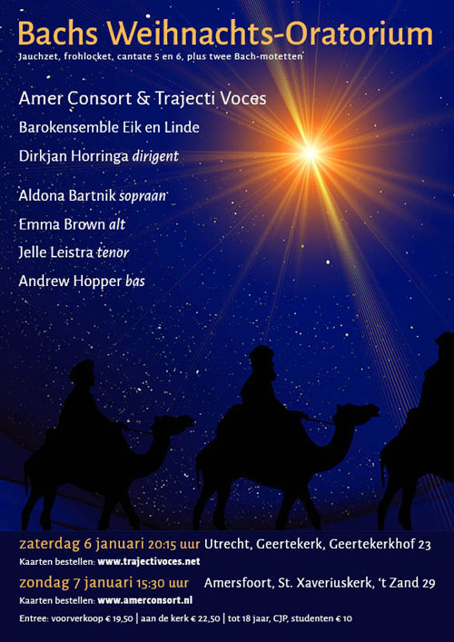 Bachs Weihnachts-Oratorium