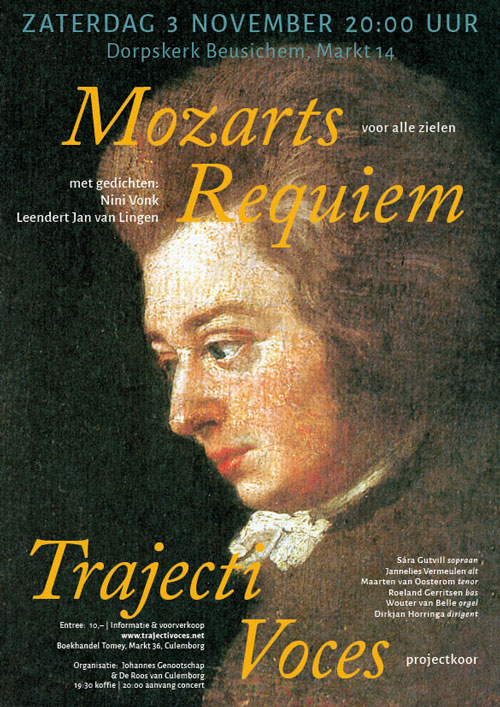 Mozarts Requiem voor Alle Zielen